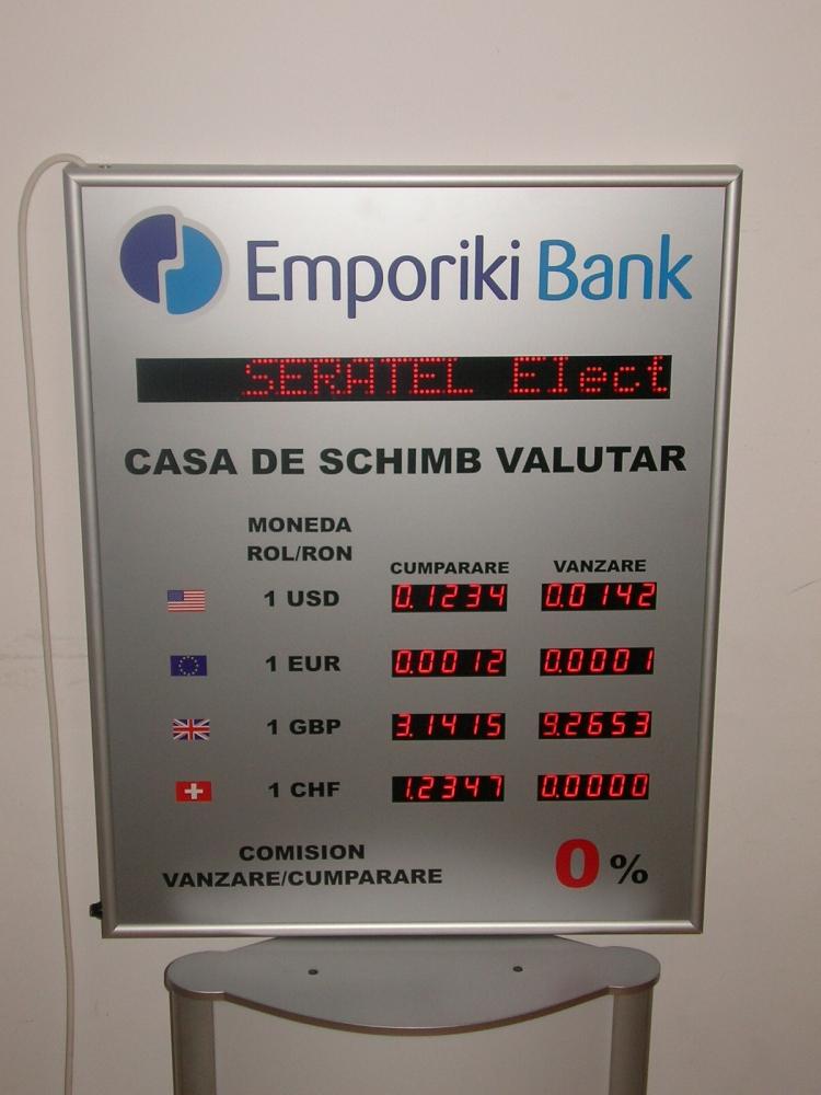 schimb valutar vanzare cumparare