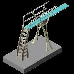 DURAFLEX - 3M stand