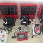 Sistem cronometrare polo - SWISS TIMING